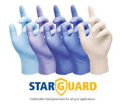 2000/pk-STARGUARD sensitive, Powder-Free Nitrile